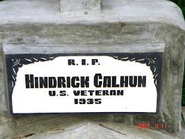 Hindrick Calhun