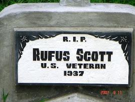 Rufus Scott
