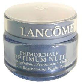 Review: Skincare: Lancome Optimum Primordiale Nuit night cream | My Women Stuff