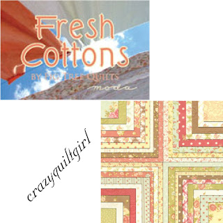 Moda FRESH COTTONS Fabric by Fig Tree Quilts