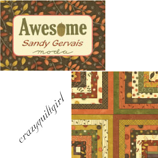 Moda AWESOME Fabric by Sandy Gervais