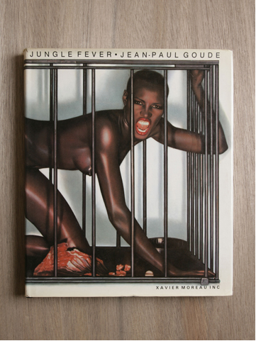 jungle fever photograph by jean-paul goude