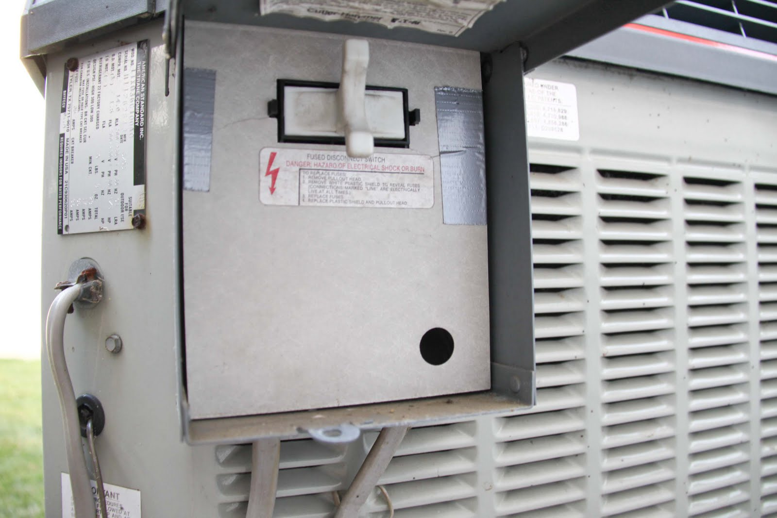 Central Ac Outdoor Disconnect Box Fuse Free Download ...