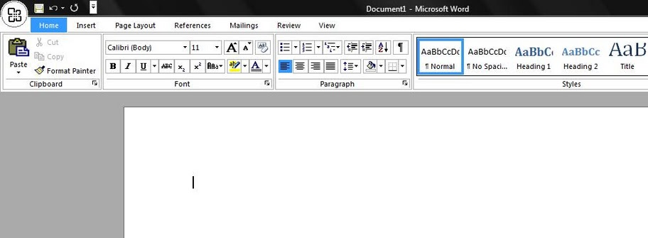 Microsoft Office 2007 - Low Resolution Display after SMS Remote