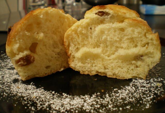 Sekundentakt: Brioche-Muffins