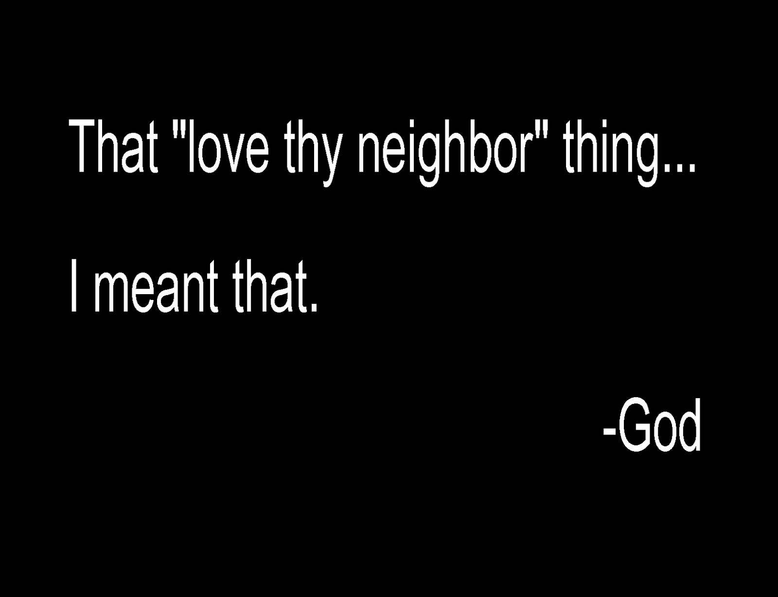 Love Thy Neighbor New Season