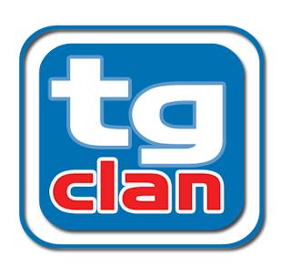 L i b e r o graphics logo tg clan di tele club italia for B b italia logo