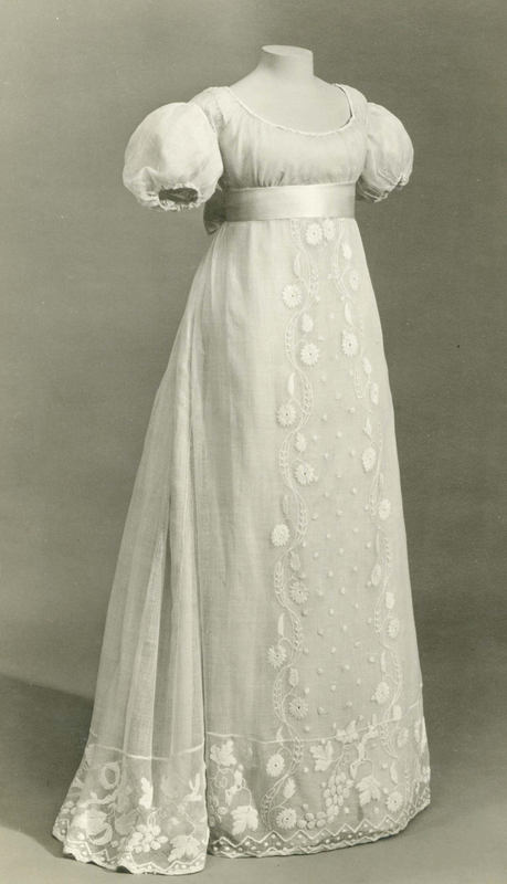 1795–1820 in Western fashion