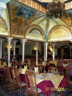 Restaurante en Damasco