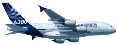 Airbus A380 - O Maior Avião Civil do Mundo A380_1