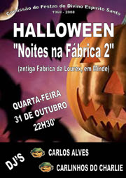 """Halloween - """"Noites na Fábrica / 2"""" Halloween2"""