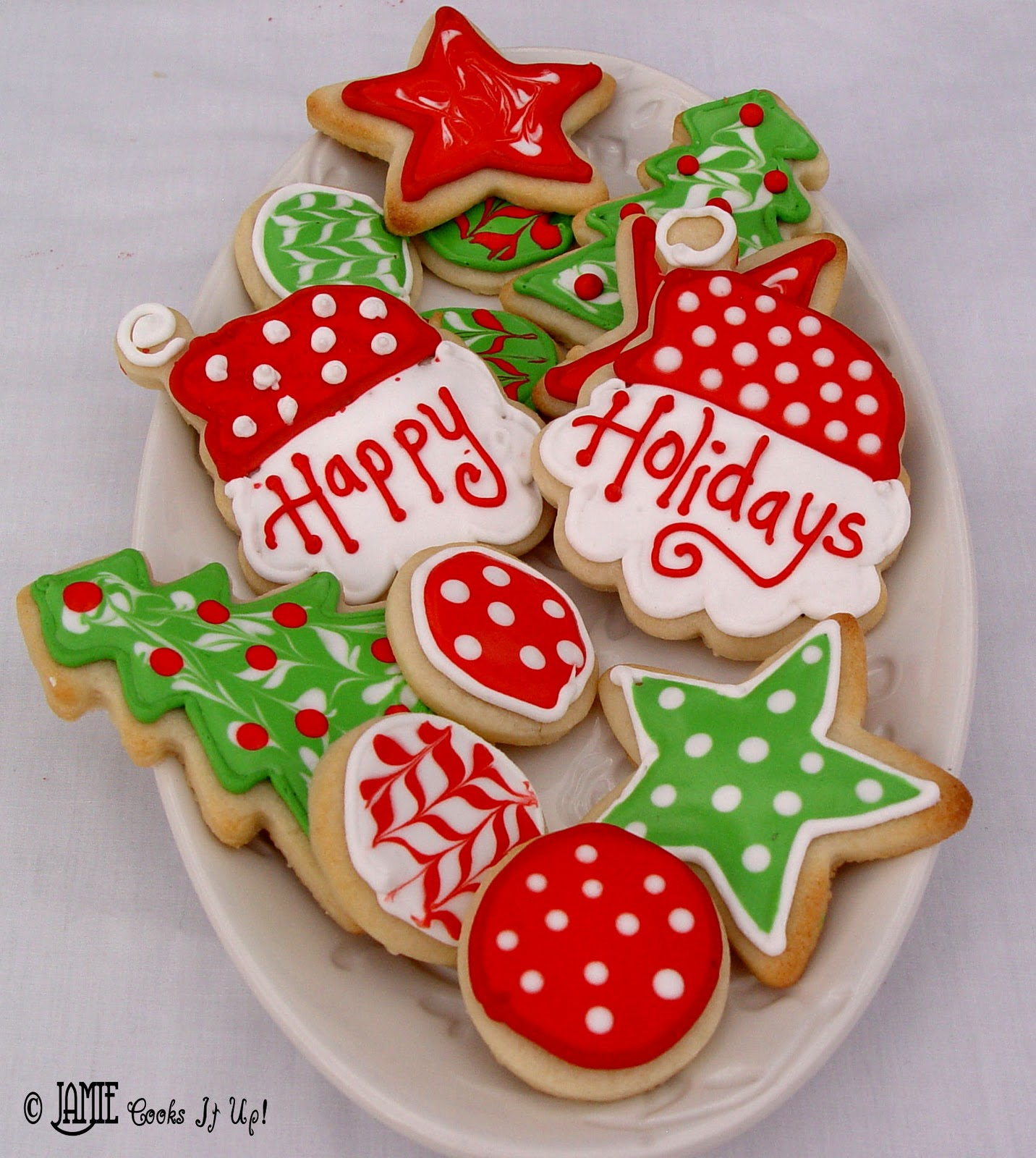 Christmas Sugar Cookies.Somebody. Stop Me