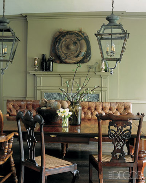 Anthropologie Dining Room: Decadent Dining Rooms.......come Take A Seat. Au Revoir