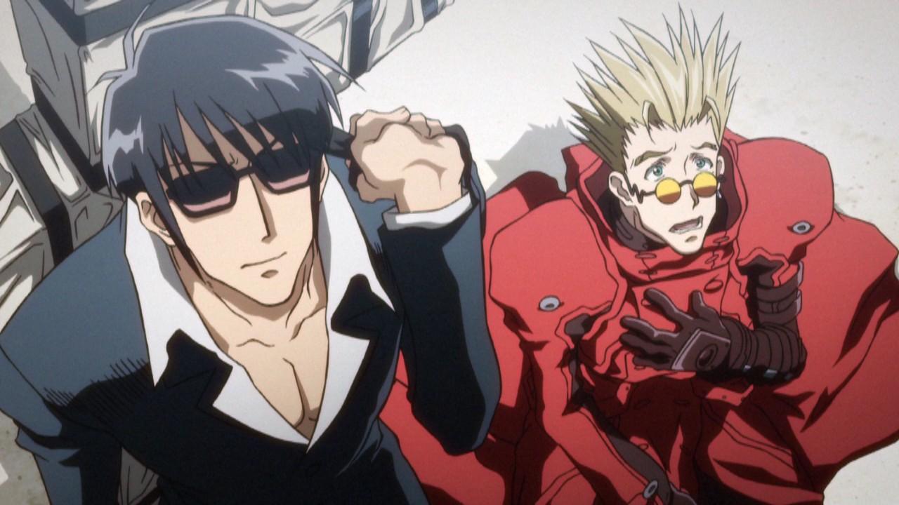 Trigun Badlands Rumble Anime Anidb