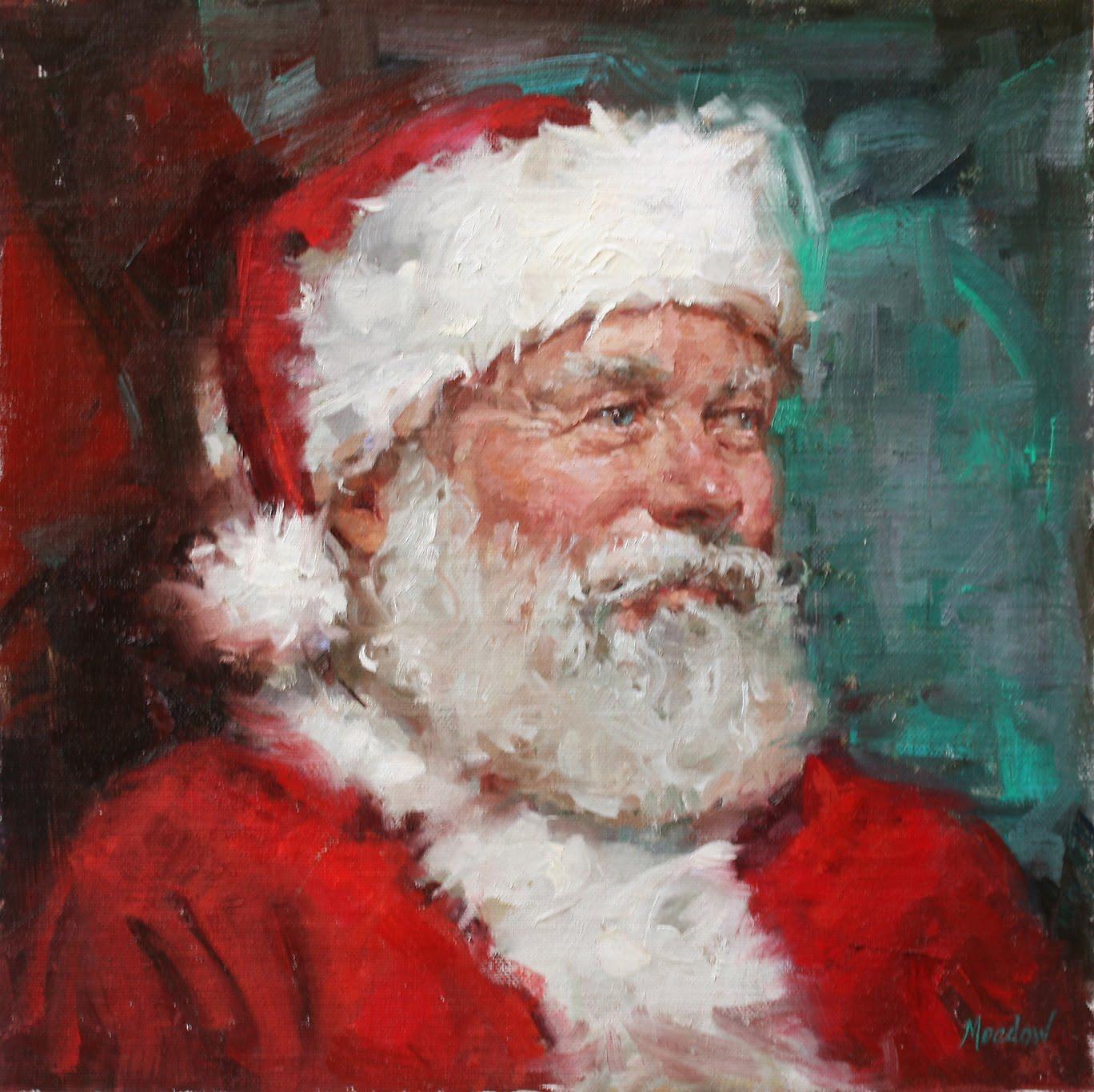 Duchess Trading: Dueling Santas