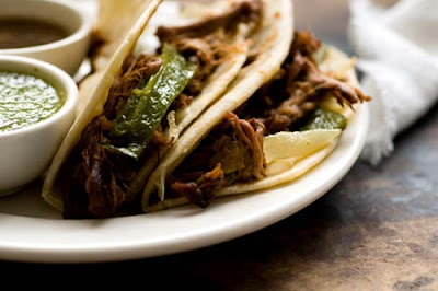 brisket tacos recipe, Dallas style
