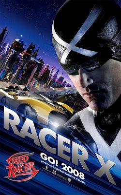Speed Racer - Matthew Fox as Racer X