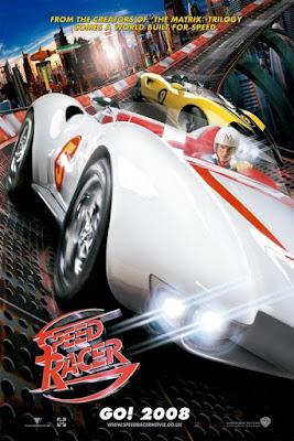 Speed Racer Teaser Promotional Poster