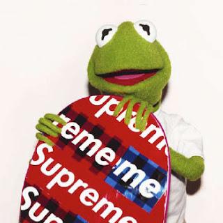 Kermit x Supreme