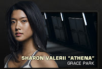 Battlestar Galactica - Sharon 'Athena' Agathon