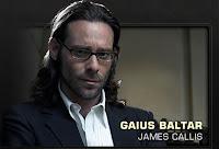 Battlestar Galactica - James Callis as Gaius Baltar