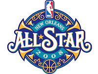 NBA 2008 All-Star Game Logo