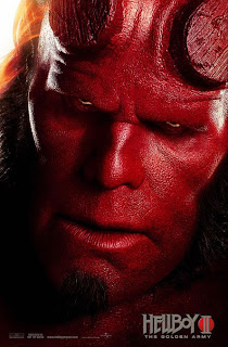 Ron Perlman as Hellboy in Hellboy II: The Golden Army