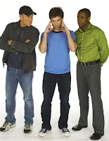 Psych - Corbin Bernsen, James Roday & Dule Hill