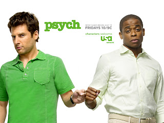 Psych on the USA Network