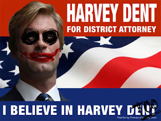 Aaron Eckhart as Harvey Dent