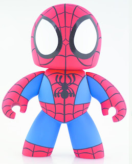 Spider-Man Marvel Legends Mighty Muggs