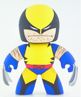 Wolverine Marvel Legends Mighty Muggs