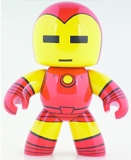 Iron Man Marvel Legends Mighty Muggs