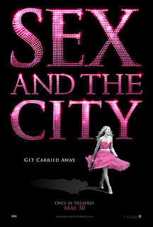 Sex and the City: The Movie promotional poster