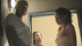 John Locke, Sawyer and Kate Austen