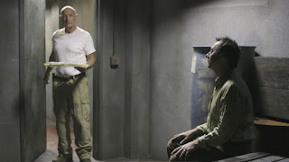Locke and Ben Linus