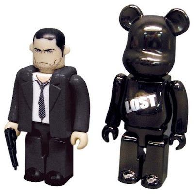 Lost Kubrick/Be@rbrick Two Pack - Exclusive Jack Shephard Kubrick and Lost Be@rbrick