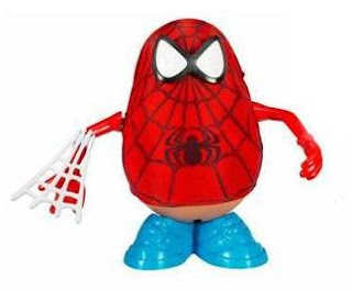 Spider-Man Mr. Potato Head - Spider-Spud