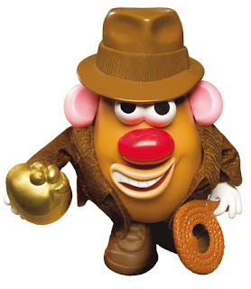 Indiana Jones Mr. Potato Head - Taters of the Lost Ark