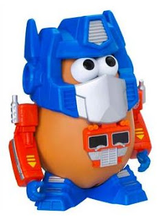 Transformers Mr. Potato Head - Optimash Prime
