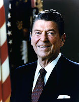 President Ronald Regan