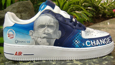 Obama for President Sneakers