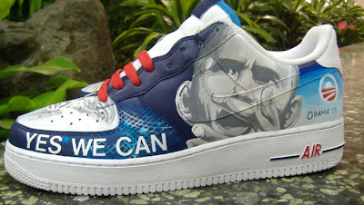 Custom Obama Air Force Ones