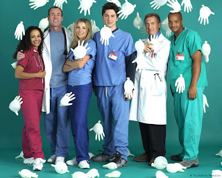 Scrubs - Cast Photo