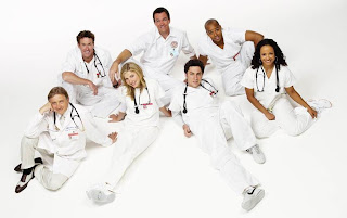 The Cast of Scrubs