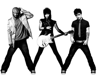 Converse Connectivity - Common, Joan Jett and Billie Joe Armstrong