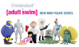 Kidrobot x [adult swim] Vinyl Mini Figure Series