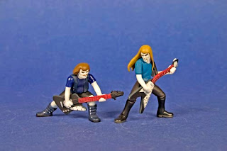 Kidrobot x [adult swim] Vinyl Mini Figure Series - Metalocalypse Figures