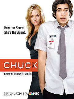 Chuck Television Poster
