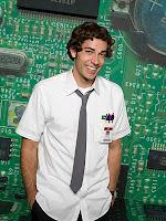 Zachary Levi as Chuck